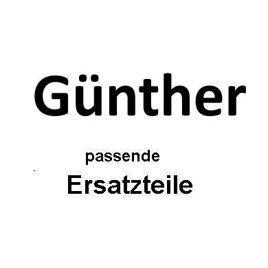 Ersatzteile passend Günther