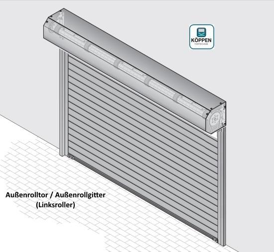 RollMatic (Außen-Roller)