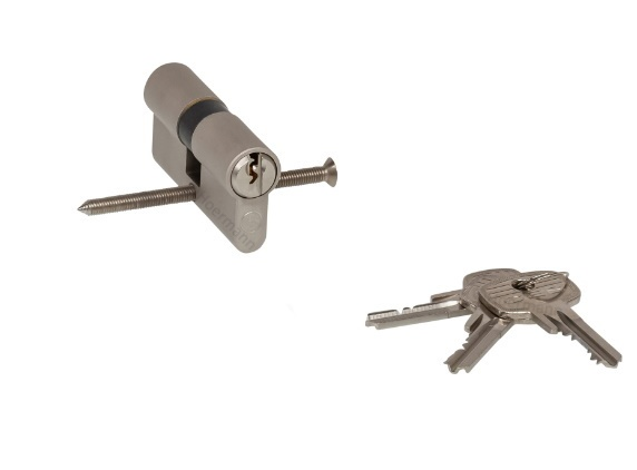 Profilzylinder 35,5+27,5mm passend zu Hörmann Tür ZK, OIT 40