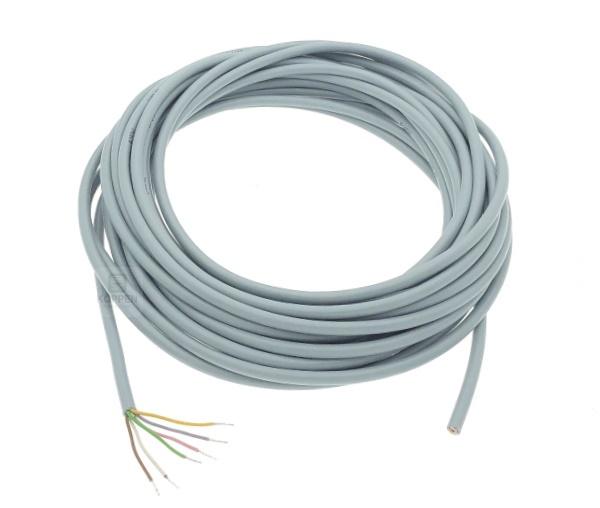 Anschlussleitung Länge: 10 m in 6 adrig für verschiedene