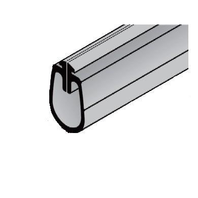 Bodendichtung f r tore ohne schlupft r br30 br40 ecostar for Porte garage sectionnelle ecostar