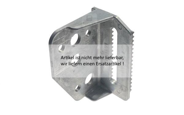 Rollenhalter/ Laufrollenbock oben rechts passend zu Novoferm