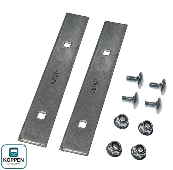 Schienenverbinder-Set für Führungsschiene FS3 / FS3-M