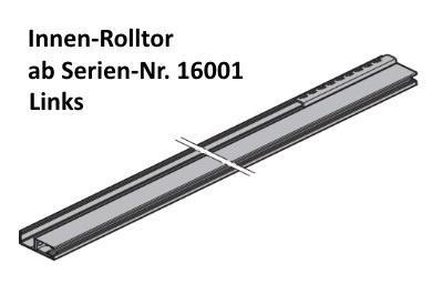 Führungsschiene FS110 Links für Hörmann RollMatic Innen