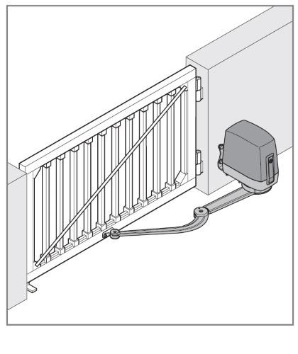 drehtor antriebe h rmann h rmann ersatzteile g nstig f r. Black Bedroom Furniture Sets. Home Design Ideas
