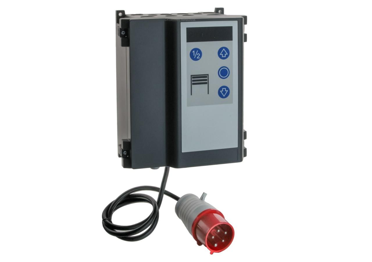 Torsteuerung Typ T100 Novoferm komplett im Gehäuse (400V)