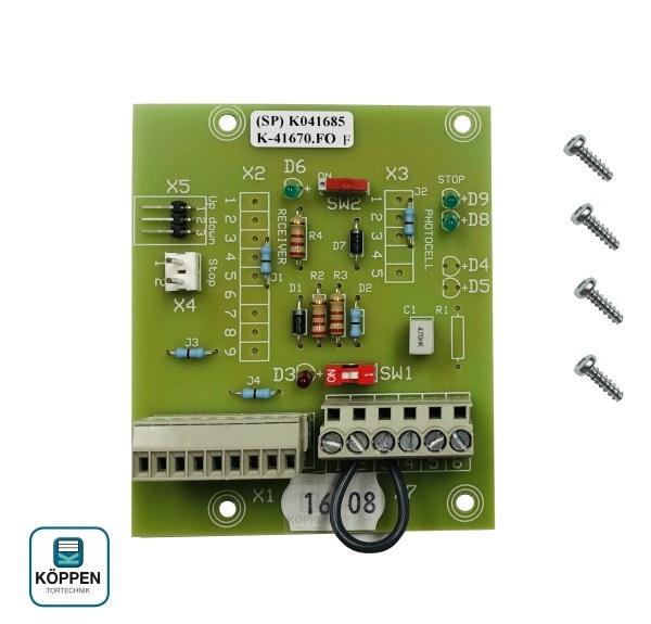 Platine / Hauptplatine für ECS 920 Steuerung passend zu