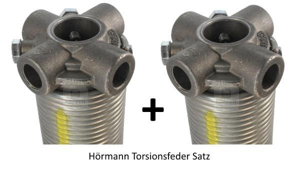 Hörmann Torsionsfedern Set 10 zu Ihrem Hörmann Garagentor