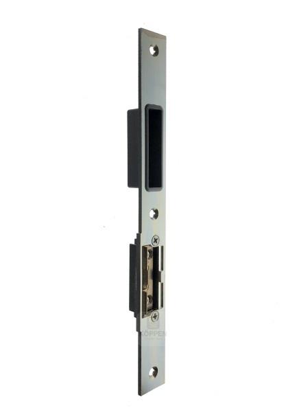 Schließblech für Hakenriegelschloss Falle /Riegel DIN Links