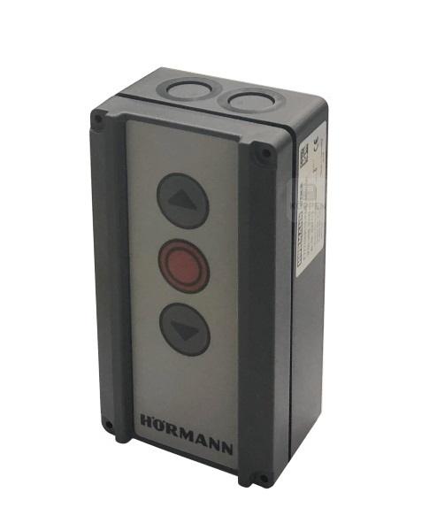 Hörmann Drucktaster DTH-R (Auf-Stopp-Zu)