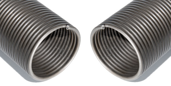 Torsionsfeder Drahtstärke 9,5 mm Innendurchmesser 133 mm