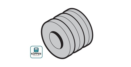 Seilbuchse Hörmann für Hörmann Sammelgaragen-Kipptor ET 500