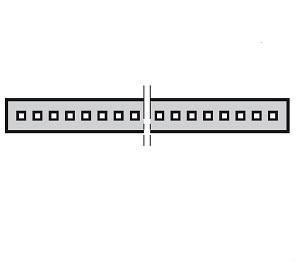 Design-Element Motiv 450 für Nebentüre