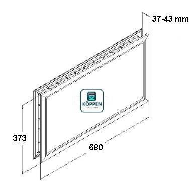 Fenster rechteck kunststoff 2 teilig klicksystem 680x373 for Garagenfenster kunststoff