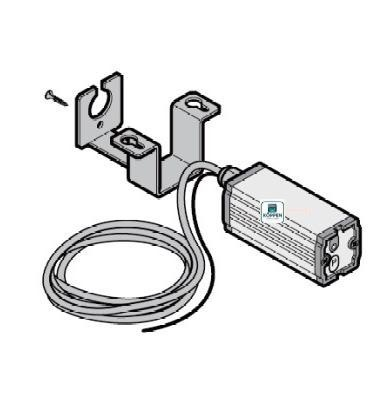 Empfänger HEI 1 Hörmann 1-Kanal externer Empfänger 40 MHz