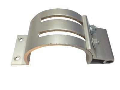 Scharnierbock Seitenscharnier (Bogenscharnier) aus Aluminium