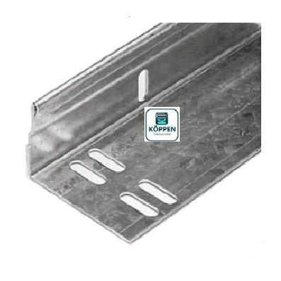 Winkelzarge senkrecht (vertikal) Schenkellänge: 90x62x2mm