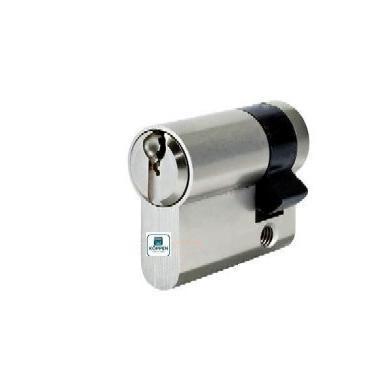 Profilzylinder Halb 30 + 10 mm verschiedenschließend Hörmann