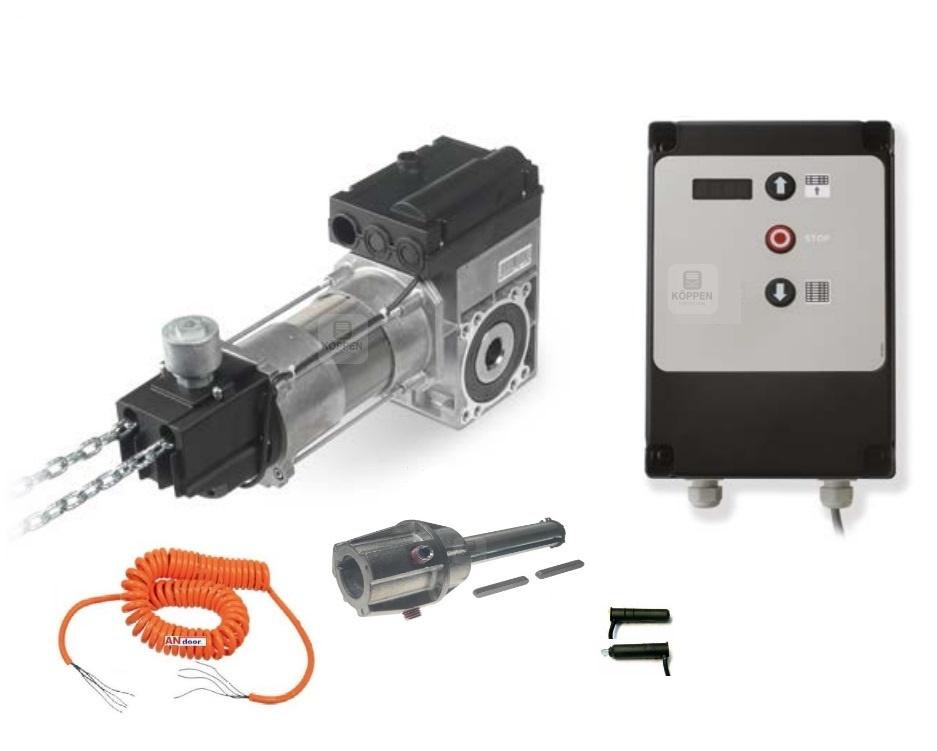 Antriebs Kit Sektionaltorantrieb Typ Impuls 140 Nm (große