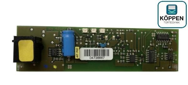 Antrieb Platine Optosensor Logic passend zu