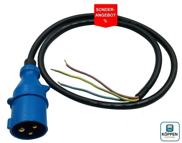 Antrieb Netzanschlußkabel 230 V, Länge: 1000 mm, Hörmann