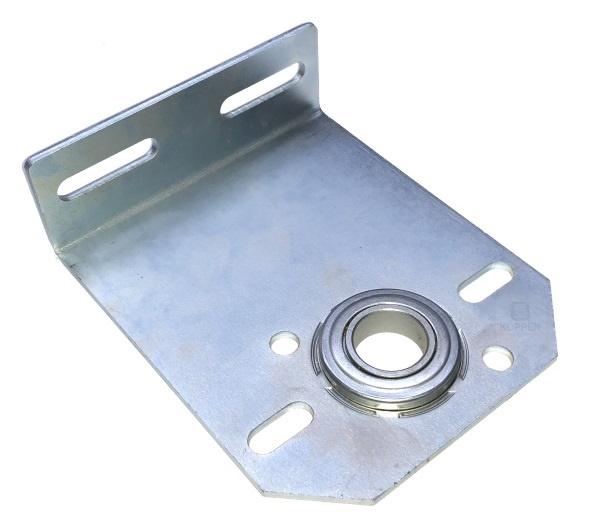 Lagerkonsole mit Kugellager Herzabstand 127 mm passend zu