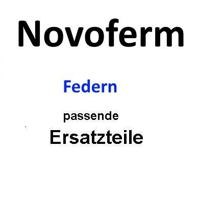 Novoferm passende Federn