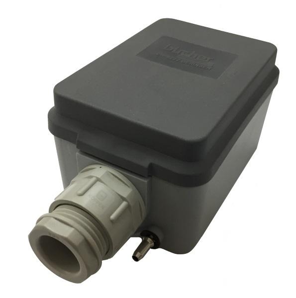 DW-Leergehäuse für DW40 kleine Ausführung ohne DW-Schalter