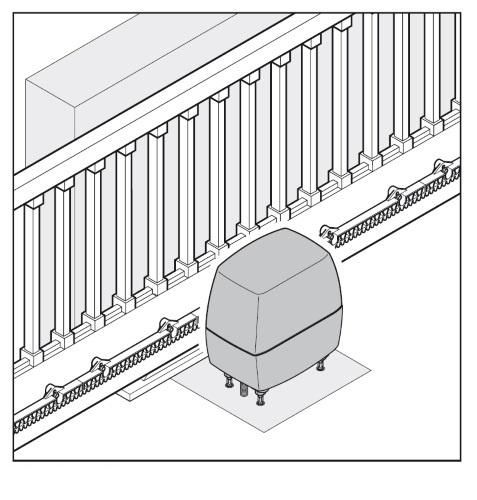 schiebetorantriebe h rmann h rmann ersatzteile g nstig f r tore und mehr. Black Bedroom Furniture Sets. Home Design Ideas