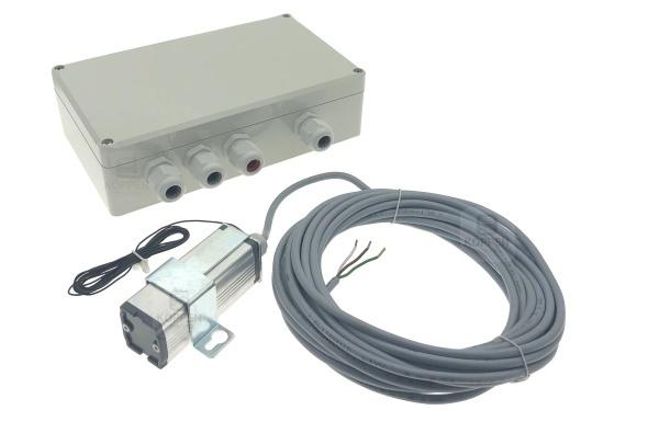 Empfänger HER 2 Hörmann 26,975 MHz Funkfrequenz