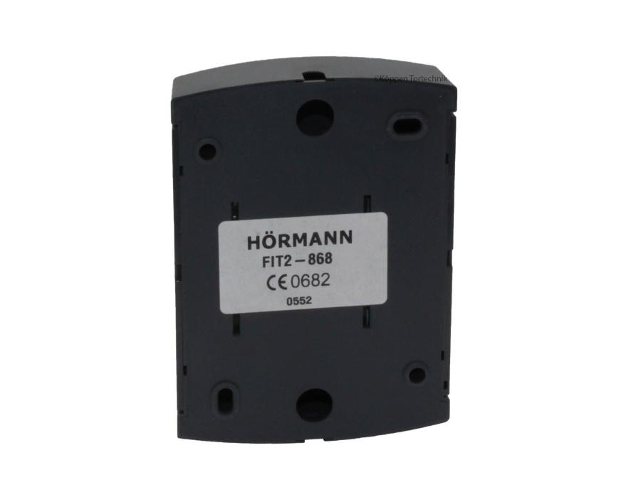 Innentaster FIT 2 (Funk) mit 868 Mhz mit zwei Impulstasten