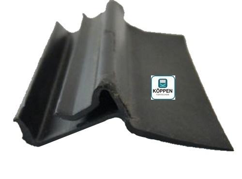 Seitendichtung für senkrechte Zarge L= +/ 3660 mm passend zu