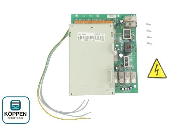 Platine / Hauptplatine für ECS 430 S Steuerung von Crawford