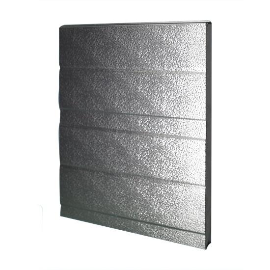 Crawford 342 Folgesektion in Aluminium Höhe +/- 500 mm