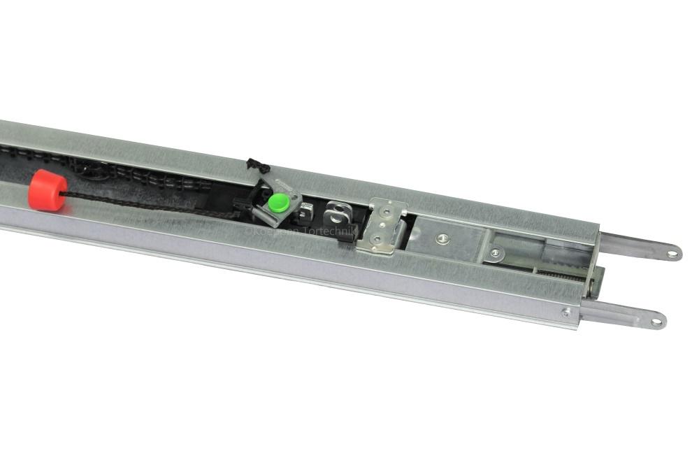 Beschlag-K (Schiene) Typ FS10-2-K Hörmann 2tlg für