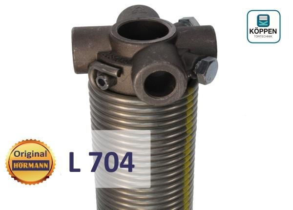 Hörmann Torsionsfeder L 704 ersetzt L24 mit Spannkonus