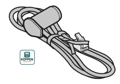Opto-Sensor / Sender SKS mit Vergussmasse: grau in gewählter