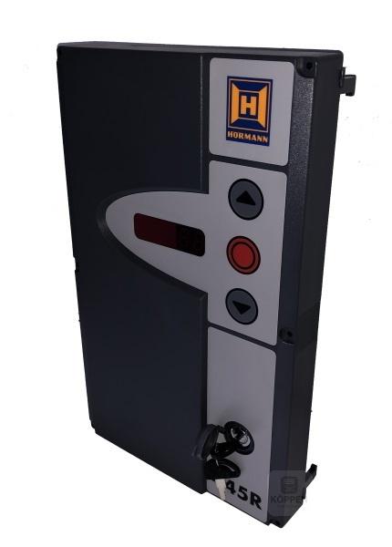 Gehäusedeckel Steuerung 445 R mit Folie und Displayplatine