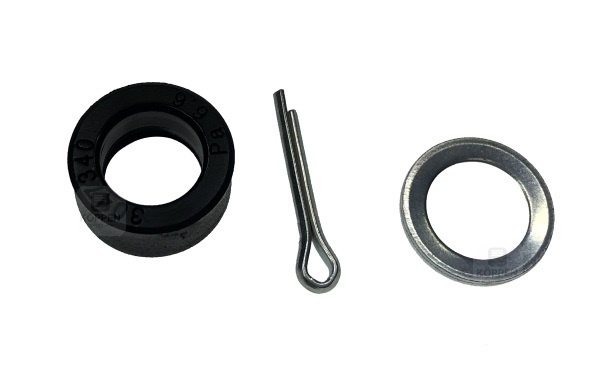Distanzring Set Hörmann 1 Distanzring 1 Splint3x18 1 Scheibe