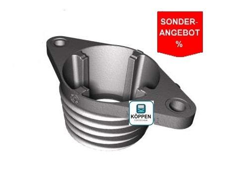 Federfest Fuß Links / Rechts für Innendurchmesser ID 67mm