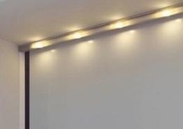 LED Lichtleiste Hörmann für Tor max 2625 - 3125 mm