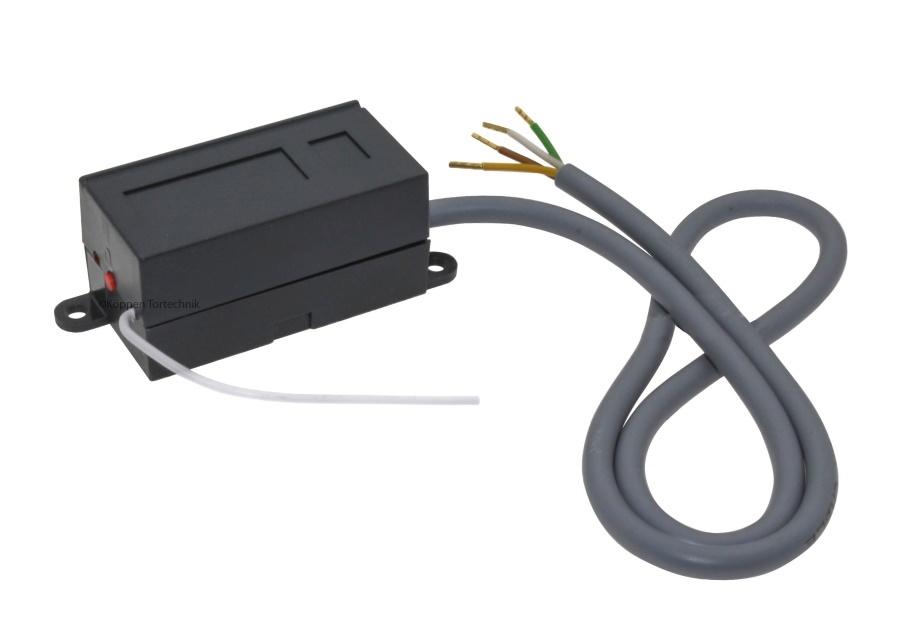 Empfänger 2-Kanal steckbar 868 MHz für Hörmann Torantriebe