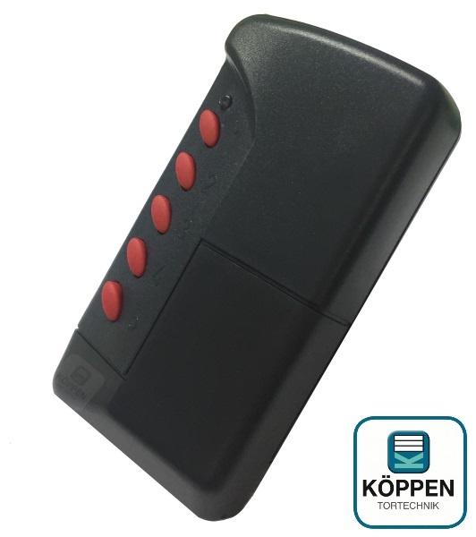 Handsender Sommer Antrieb 5 Kanal FM 40,685 MHz