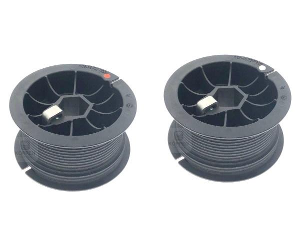 Seiltrommel Kunststoff passend zu Crawford  6-Kantfederwelle